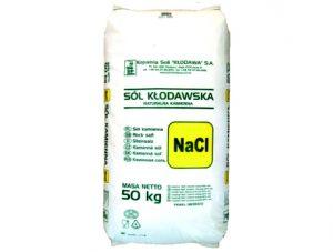 Sól przemysłowa niska cena Kłodawa